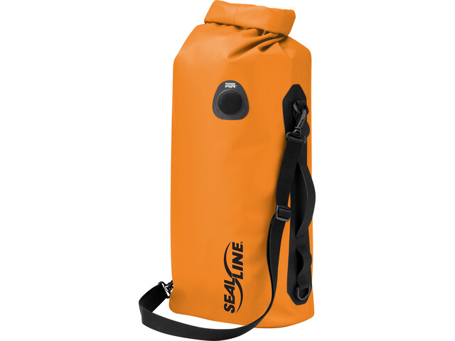 SealLine Discovery Deck Dry Bag 20l orange